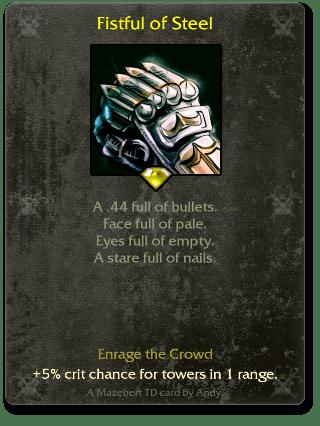 Fistful of Steel