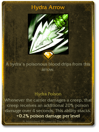 Hydra Arrow