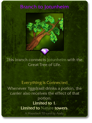 Branch to Jotunheim