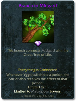 Branch to Midgard