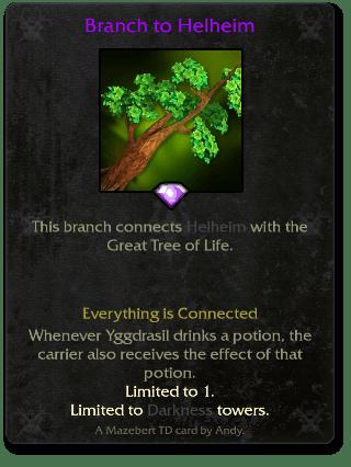 Branch to Helheim
