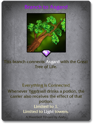 Branch to Asgard