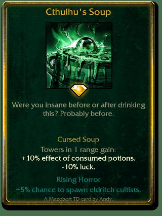 Cthulhu's Soup