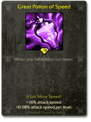 Great Potion of Speed