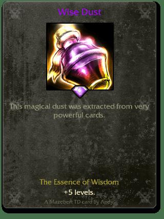Card Dust