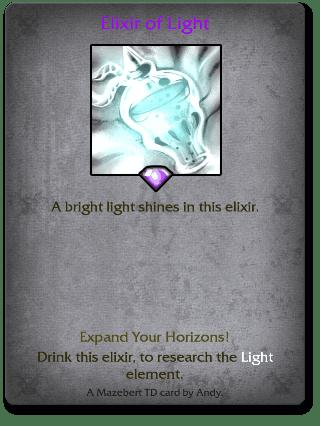 Elixir of Light