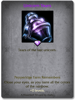 Unicorn Tears