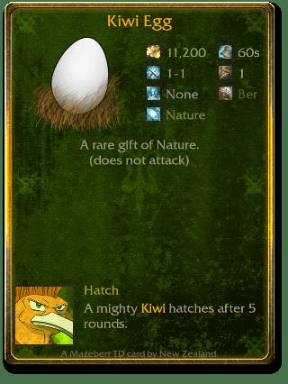 Kiwi Egg