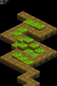 Static iso tiles