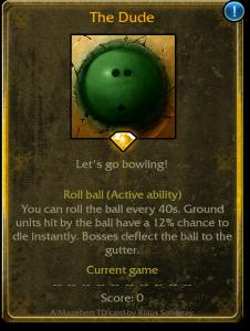 F**k it, let's go bowling!